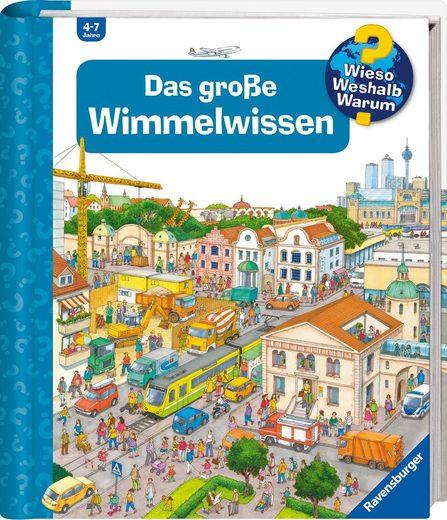 Ravensburger Wimmelbilderbuch »WWW - Das große Wimmelwissen«