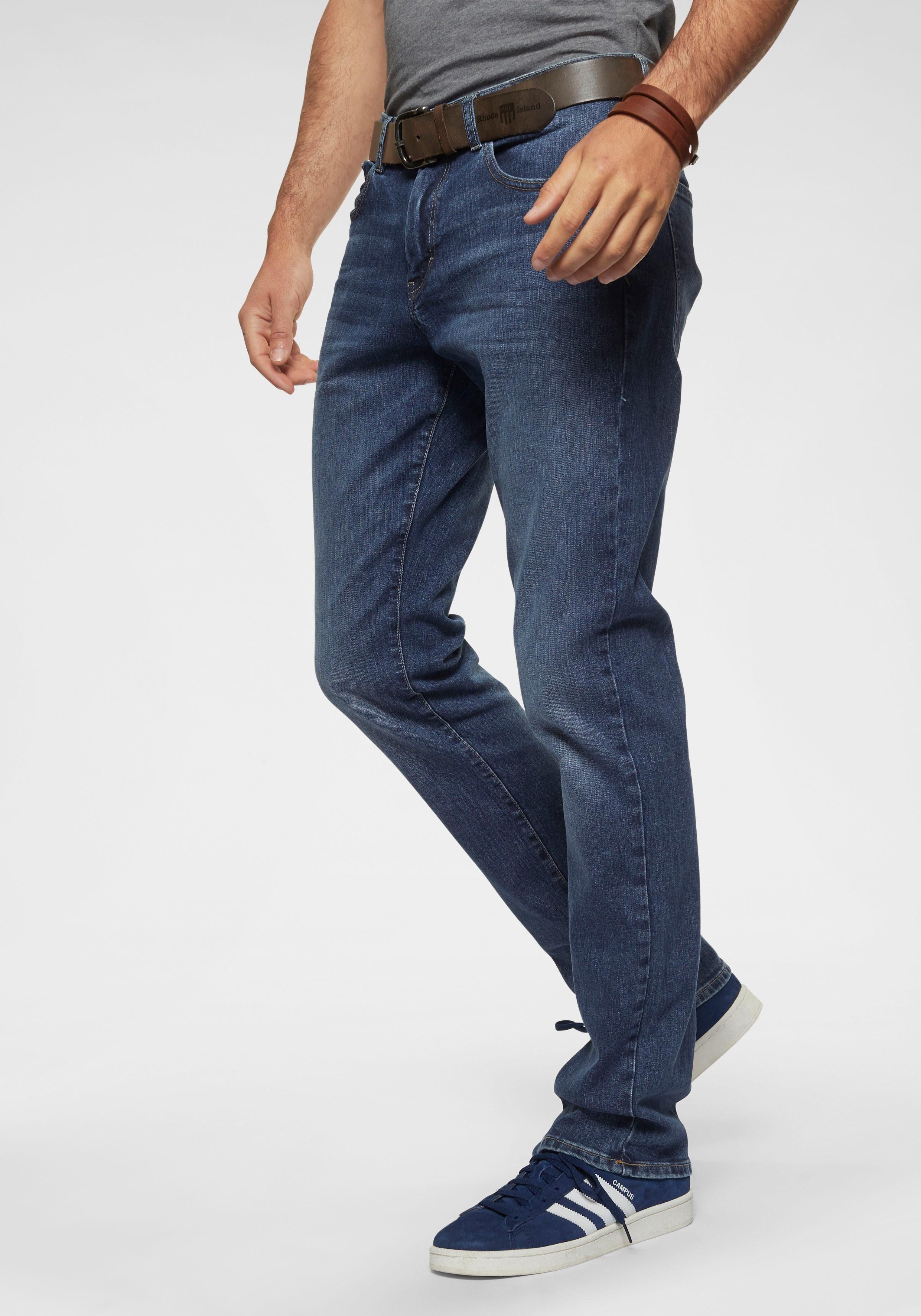 TOM TAILOR 5 Pocket Jeans »JOSH«, Aus Denim mit Stretchanteil online kaufen | OTTO