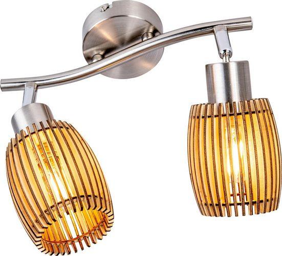 Nino Leuchten LED Deckenspot »PARKEY«, 2-flammig