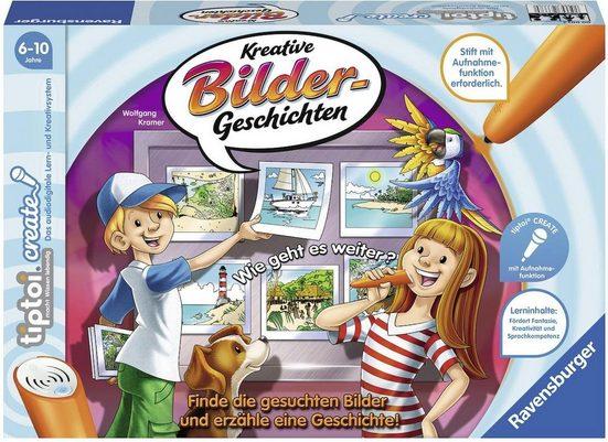 Ravensburger Spiel, »tiptoi® CREATE Kreative Bildergeschichten«, Made in Europe, FSC® - schützt Wald - weltweit