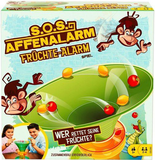 Mattel® Игры, »Mattel Games, S.O.S Affenalarm Früchte-Alarm«