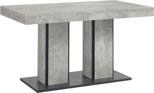 Tische - HELA Esstisch »ROSE«, Breite 140 180 cm  - Onlineshop OTTO