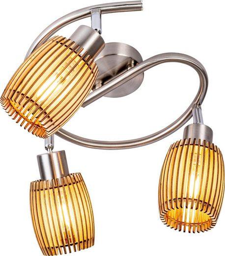Nino Leuchten LED Deckenspot »PARKEY«, 3-flammig
