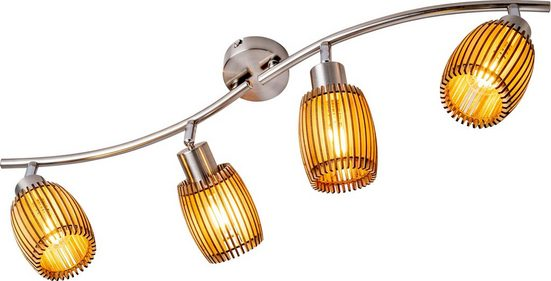 Nino Leuchten LED Deckenspot »PARKEY«, 4-flammig