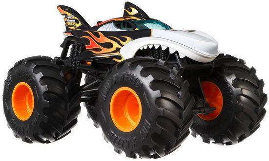 Hot Wheels Spielzeug-Monstertruck »Die-Cast Shark Wreak«