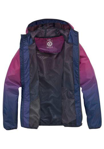 »kaira« Farbverlauf Des Regenjacke Obermaterials Killtec Yqv15ww