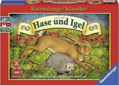 Ravensburger Spiel, »Hase und Igel«, Made in Europe, FSC® - schützt Wald - weltweit