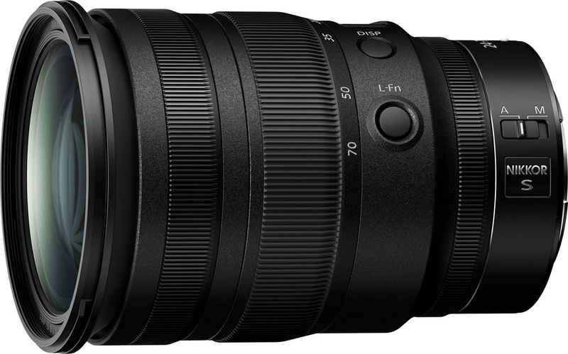 Nikon »NIKKOR Z 24-70 mm 1:2,8 S« Zoomobjektiv