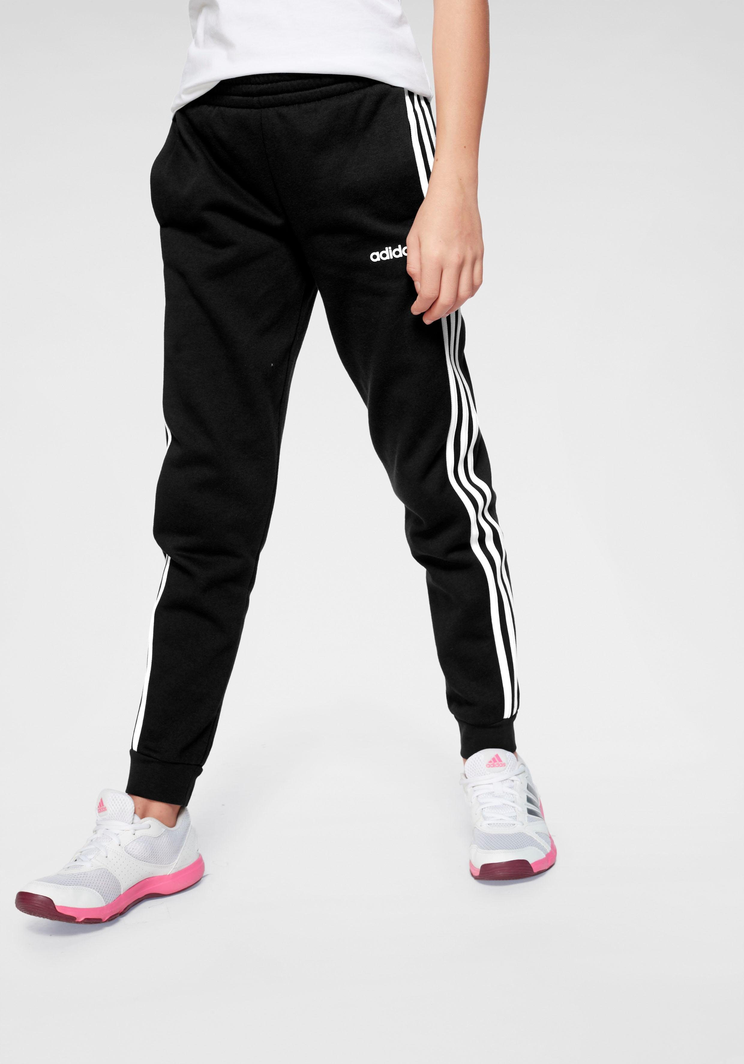 adidas Jogginghose »YOUTH GIRL ESSENTIAL 3 STRIPES PANT« online kaufen | OTTO