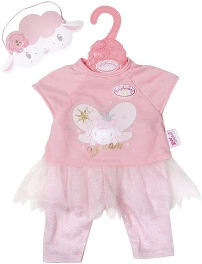 Baby Annabell Puppenkleidung »Sweet Dreams Nachtfee Outfit«