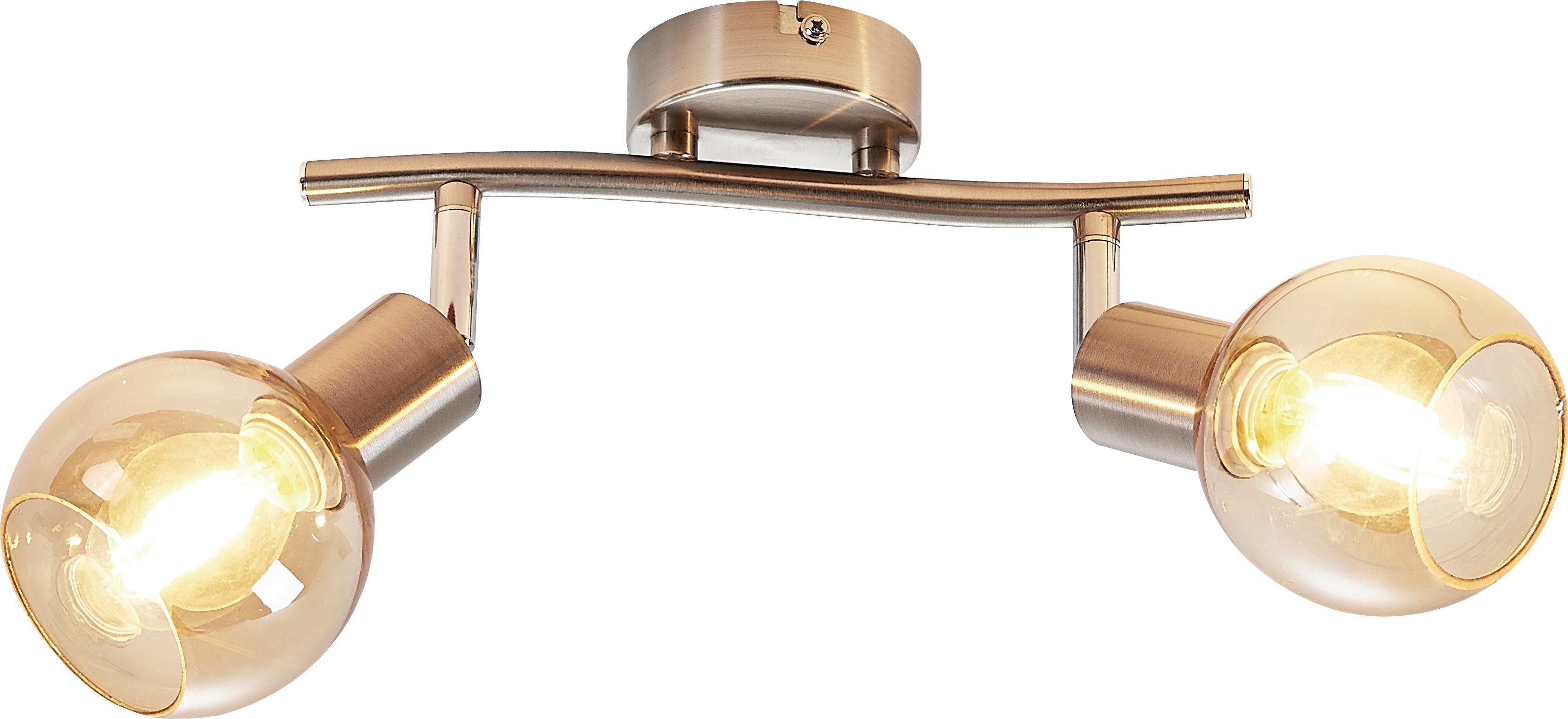 Nino Leuchten LED Deckenspot »CASTELLO«, 2-flammig