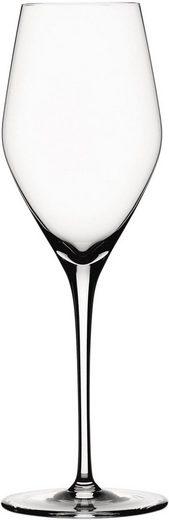 SPIEGELAU Sektglas »BBQ & Drinks« (6-tlg), Kristallglas