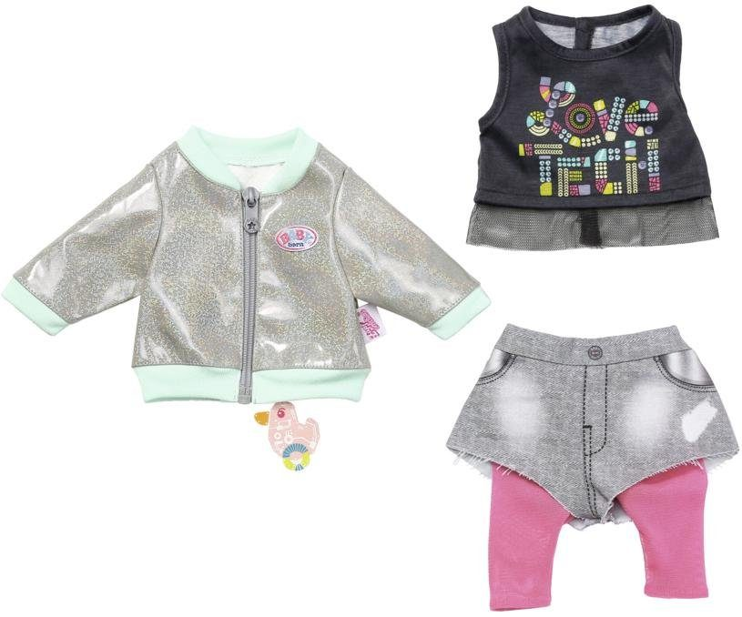 Zapf Creation Puppenkleidung, »BABY born® City Outfit«
