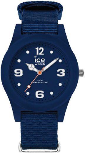 ice-watch Quarzuhr »ICE slim nature - Ocean blue - Medium - 3H, 16444«