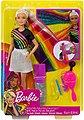 Mattel® Anziehpuppe »Barbie Regenbogen-Glitzerhaar Puppe, blond«, Bild 2