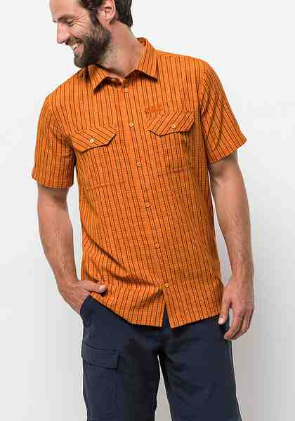 Jack Wolfskin Funktionshemd »THOMPSON SHIRT MEN«