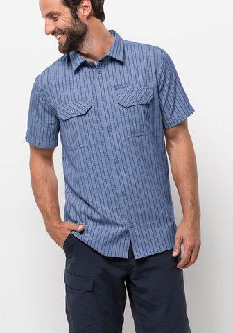 JACK WOLFSKIN Marškiniai »THOMPSON Palaidinė MEN«