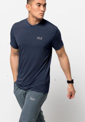 JACK WOLFSKIN Marškinėliai »JWP T M«