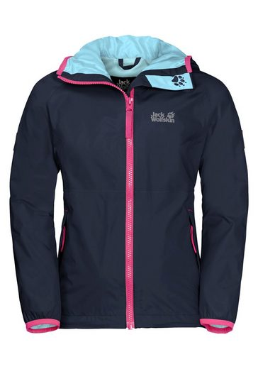 Jack Wolfskin Regenjacke »RAINY DAYS GIRLS«