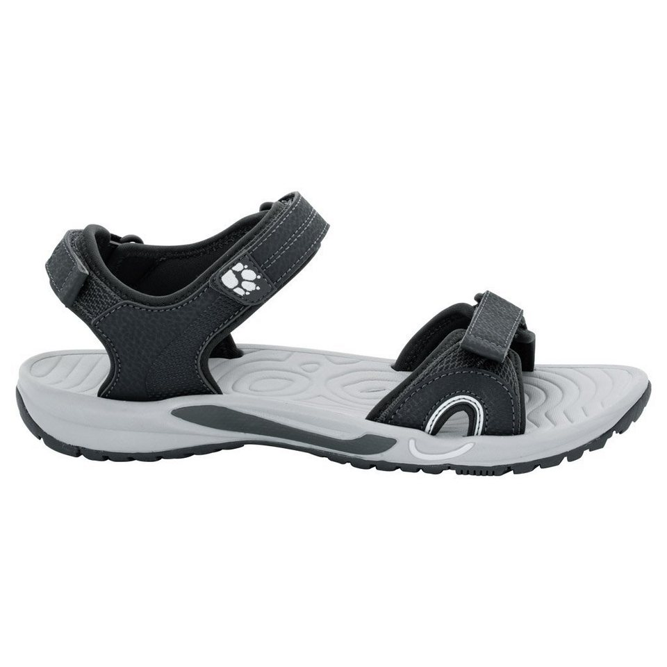 56a7678182a5cd Jack Wolfskin »LAKEWOOD CRUISE SANDAL W« Outdoorsandale online ...