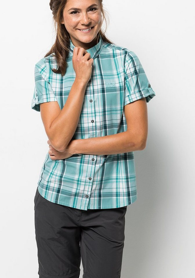 uk cheap sale new release best prices Jack Wolfskin Karobluse »MARONI RIVER SHIRT W« | OTTO