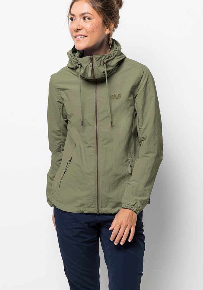 wholesale dealer cf9ce 34caf Jack Wolfskin Outdoorjacke »LAKESIDE JACKET W« | OTTO