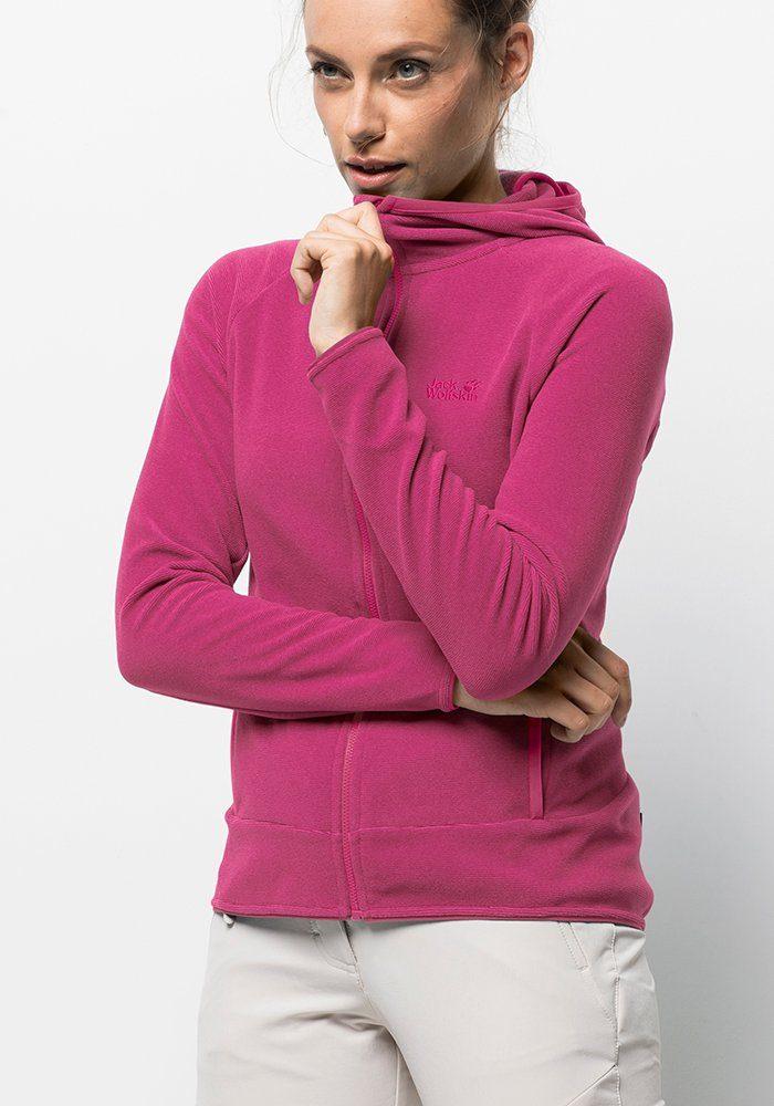 Wolfskin Jacket Wärmerückhalt Kaufen »arco Fleecejacke Online Jack Women«Leichter sdxthQrC