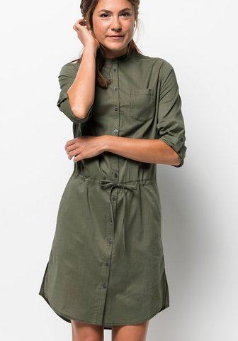JACK WOLFSKIN Suknelė-marškiniai »INDIAN SPRINGS suk...