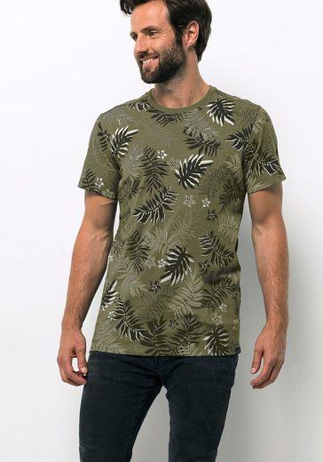 Jack Wolfskin T-Shirt »LEAF T M«