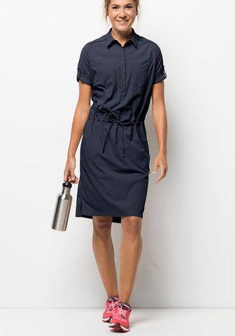JACK WOLFSKIN Suknelė-marškiniai »DESERT PARK suknel...