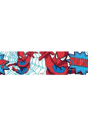 ART FOR THE HOME MARVEL sieninių tapetų juosta »New Spi...