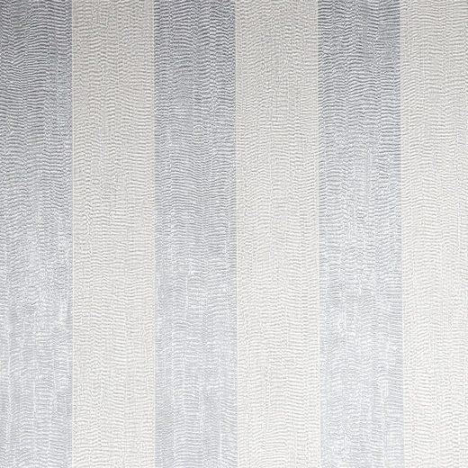 Vliestapete »Water Silk Stripe Light Silver / Silver«, 1000 cm Länge
