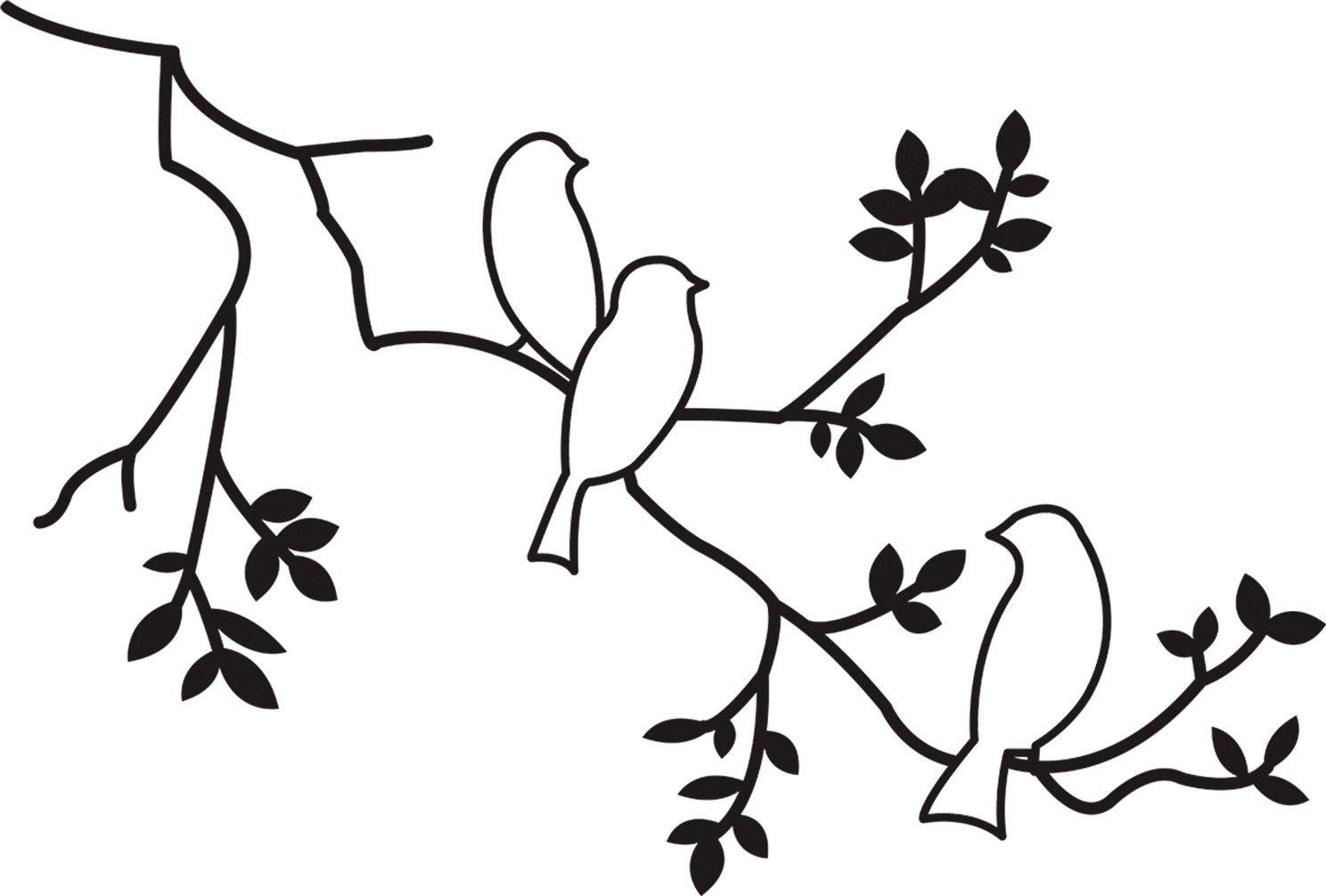 GRAHAM & BROWN Wanddekoration »Birds«