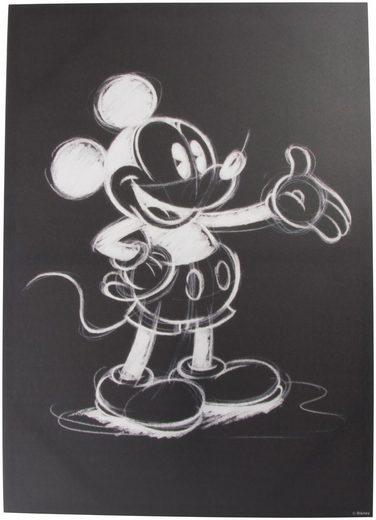 Leinwand »Mickey Mouse«