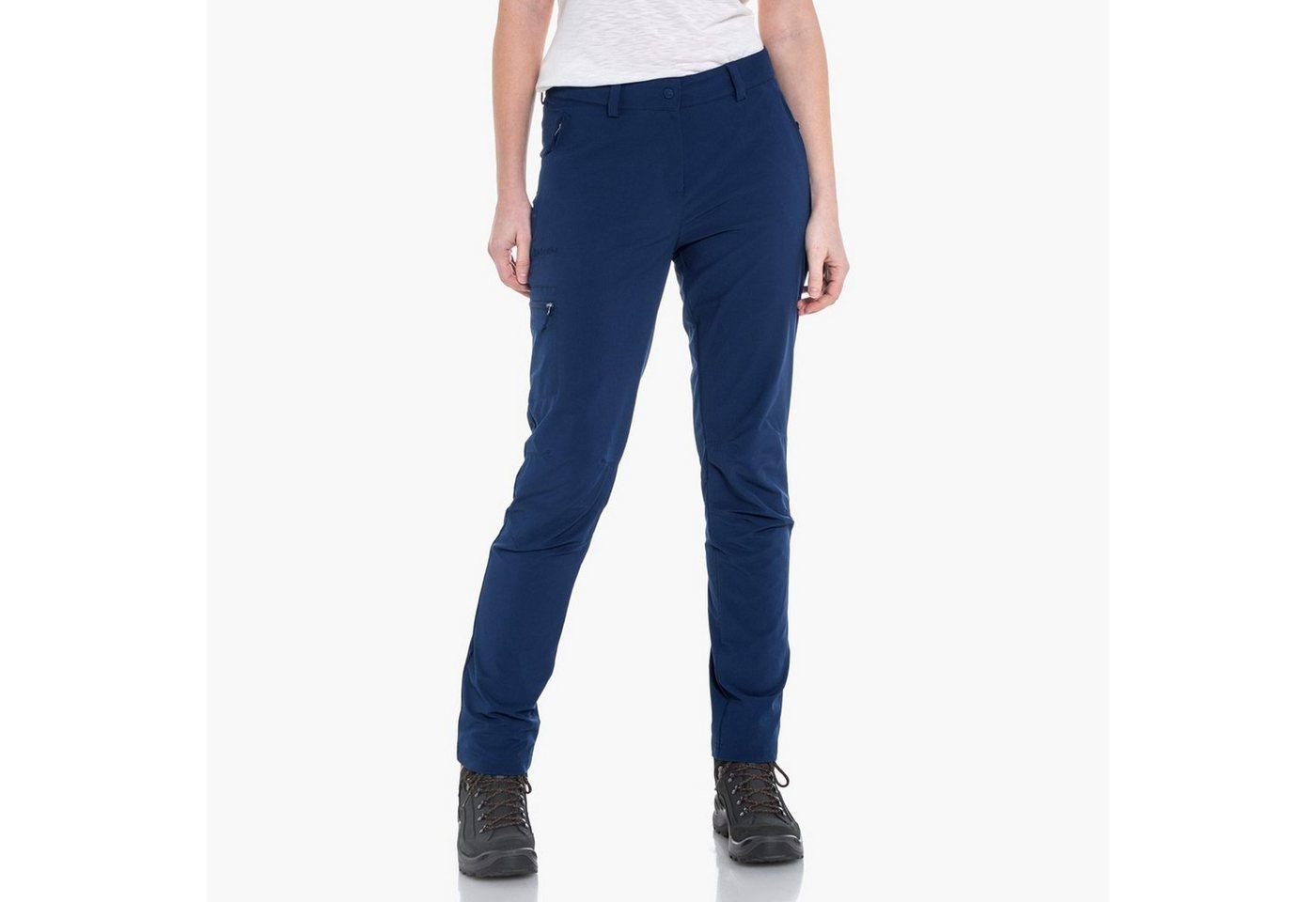 Schöffel Outdoorhose »Pants Ascona«   Bekleidung > Hosen > Outdoorhosen   Blau   Nylon   Schöffel