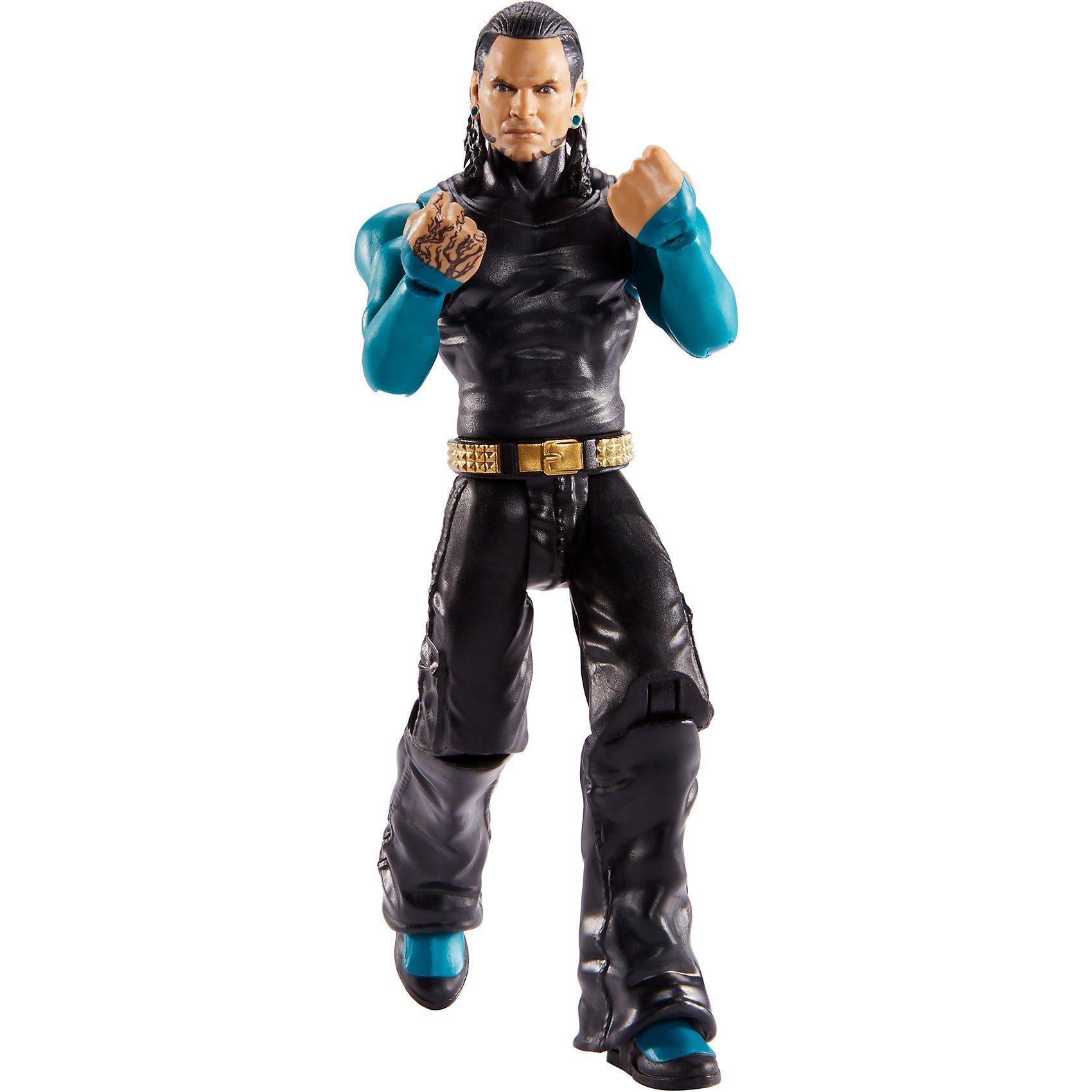 Mattel® WWE Basis Figur (15 cm) Jeff Hardy