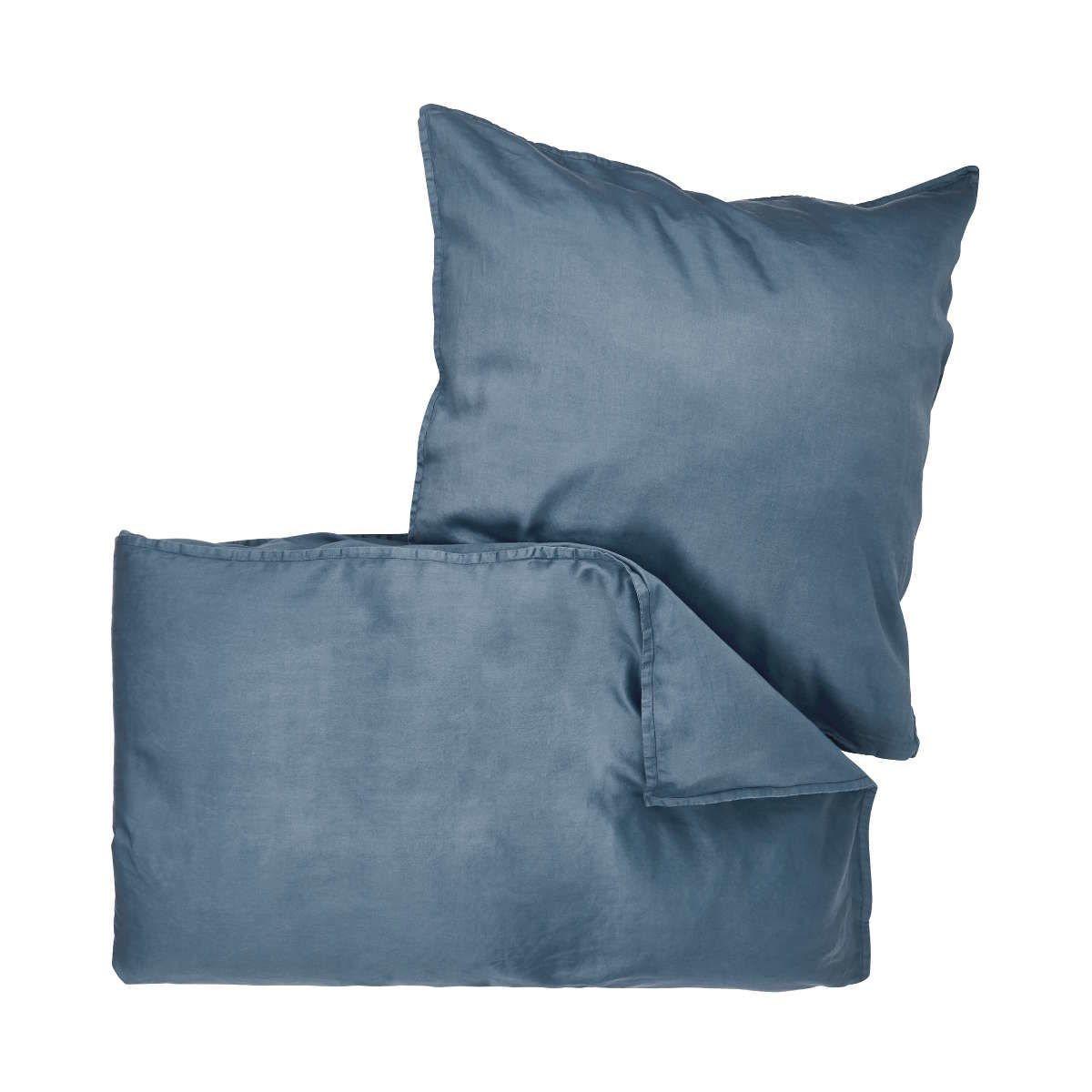 Perkal Bettwäsche 135x200 Blau Preisvergleich Die Besten Angebote