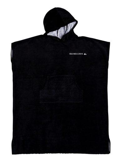 Quiksilver Fleeceponcho »Hoody Towel«