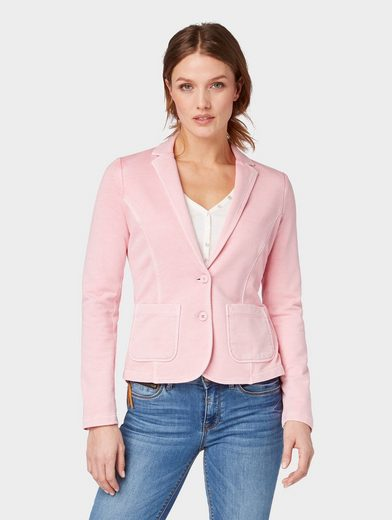 Tailor Sweatblazer »jersey Tom blazer« Soft SzULqMpGjV