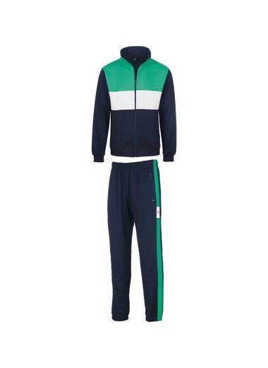 Trigema Dreifarbiger Trainingsanzug