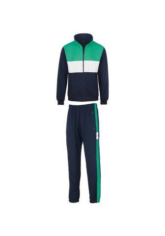 TRIGEMA Dreifarbiger sportinis kostiumas