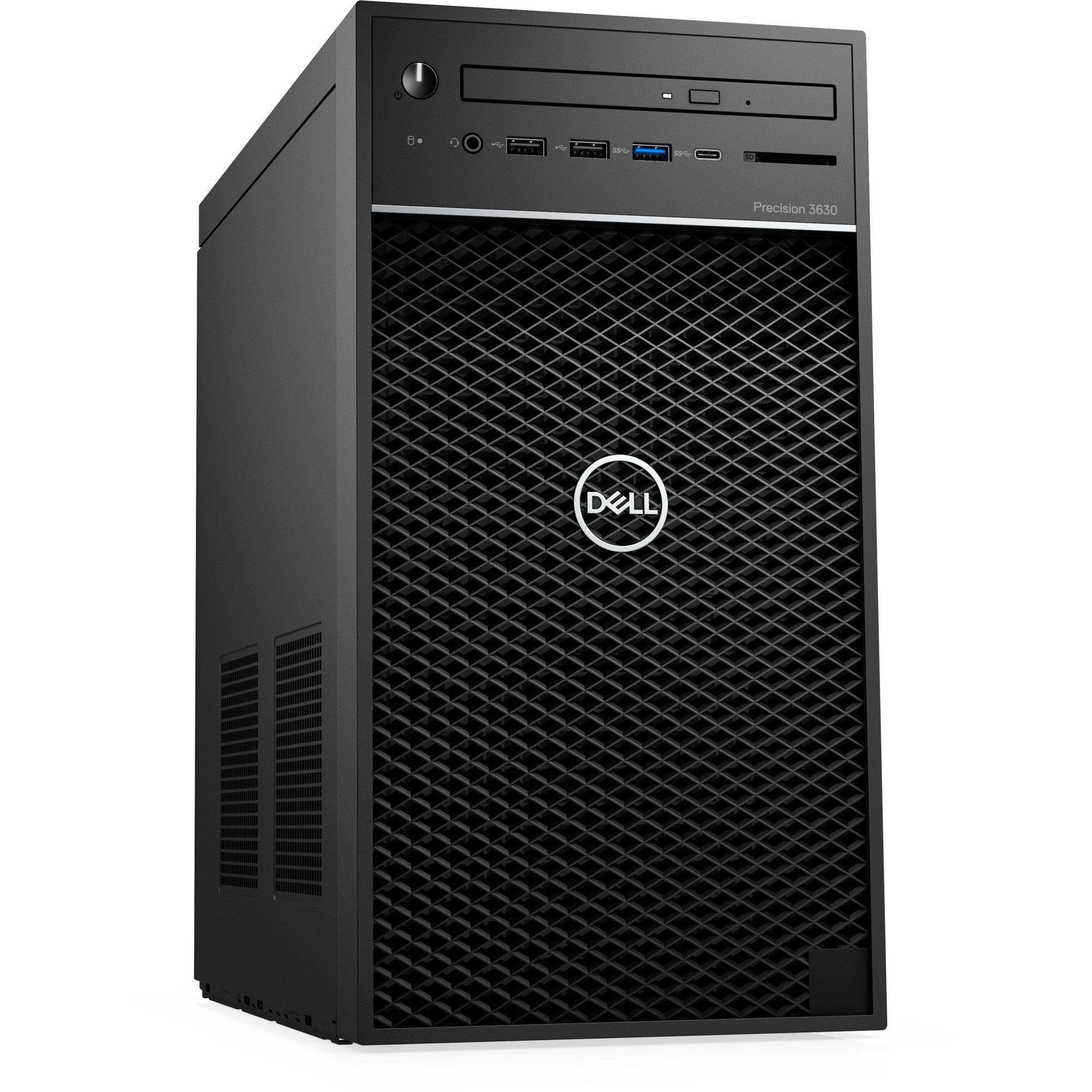 Dell Komplett-PC »Precision 3630 Tower, Windows 10 Pro 64-Bit«