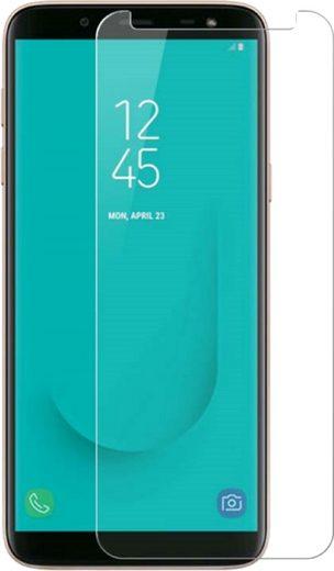 Felixx Schutzglas »Glas Case friendly für Samsung Galaxy J6«