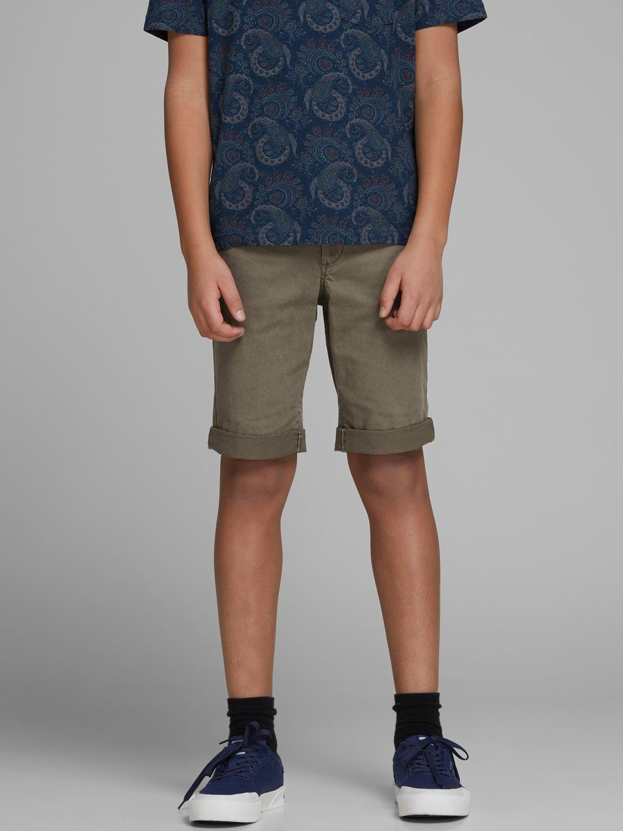 Jack & Jones Boys Regular Fit Chinoshorts