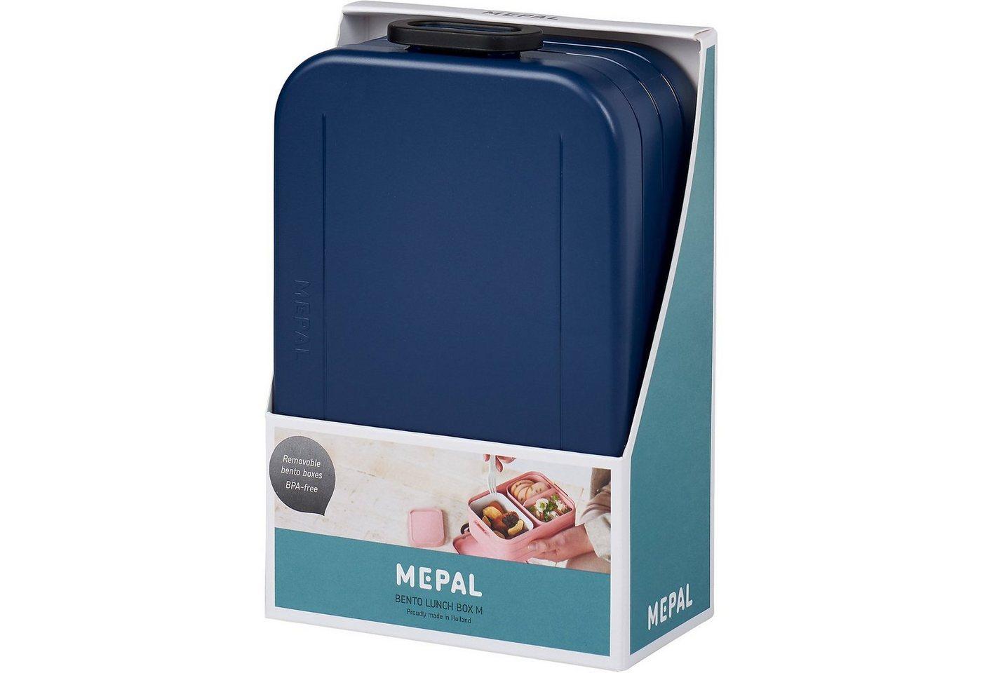 Rosti Mepal Mepal Bento Brotdose take a break midi nordic denim