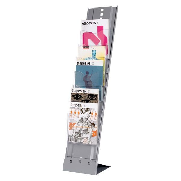 Paperflow Prospektständer »Alu«