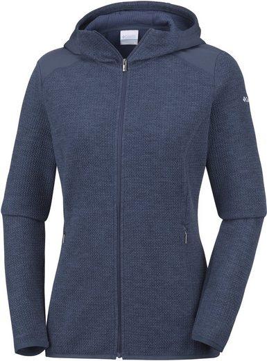 Columbia Outdoorjacke »Coggin Peak Full Zip Hooded Fleece Jacket Women«