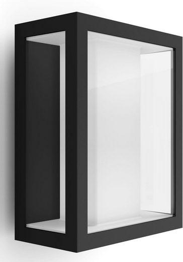 Philips Hue LED Außen-Wandleuchte »Impress«, 1-flammig