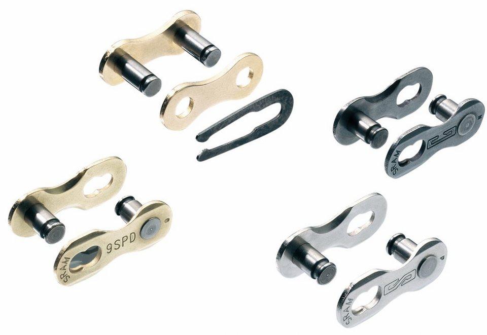 SRAM Ketten »Power Lock Kettenverschluss 10-fach 4 Stück«