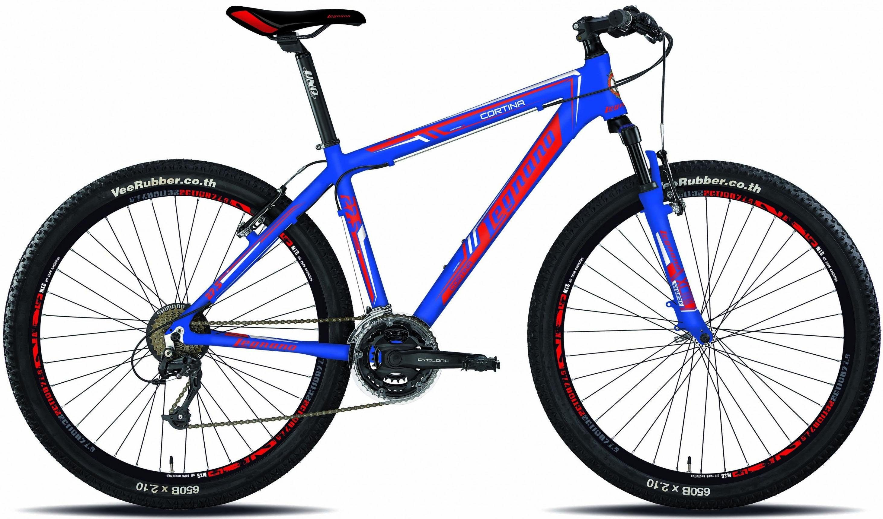 Legnano Mountainbike, 21 Gang Shimano TX800 Schaltwerk
